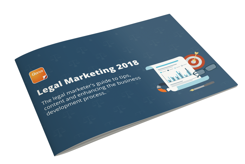 Legal marketing 2018